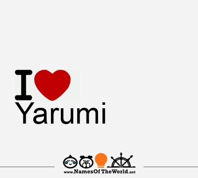 Yarumi