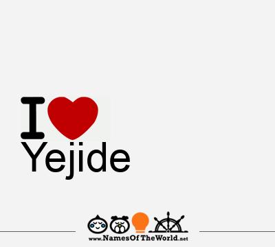 Yejide