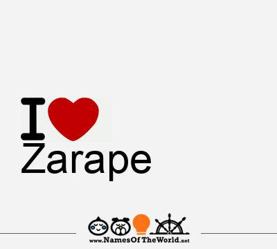 Zarape