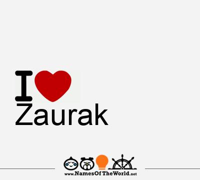Zaurak