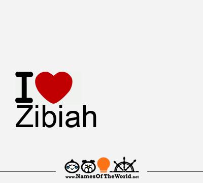 Zibiah