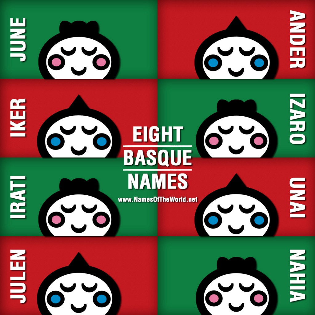 EIGHT-BASQUE-NAMES