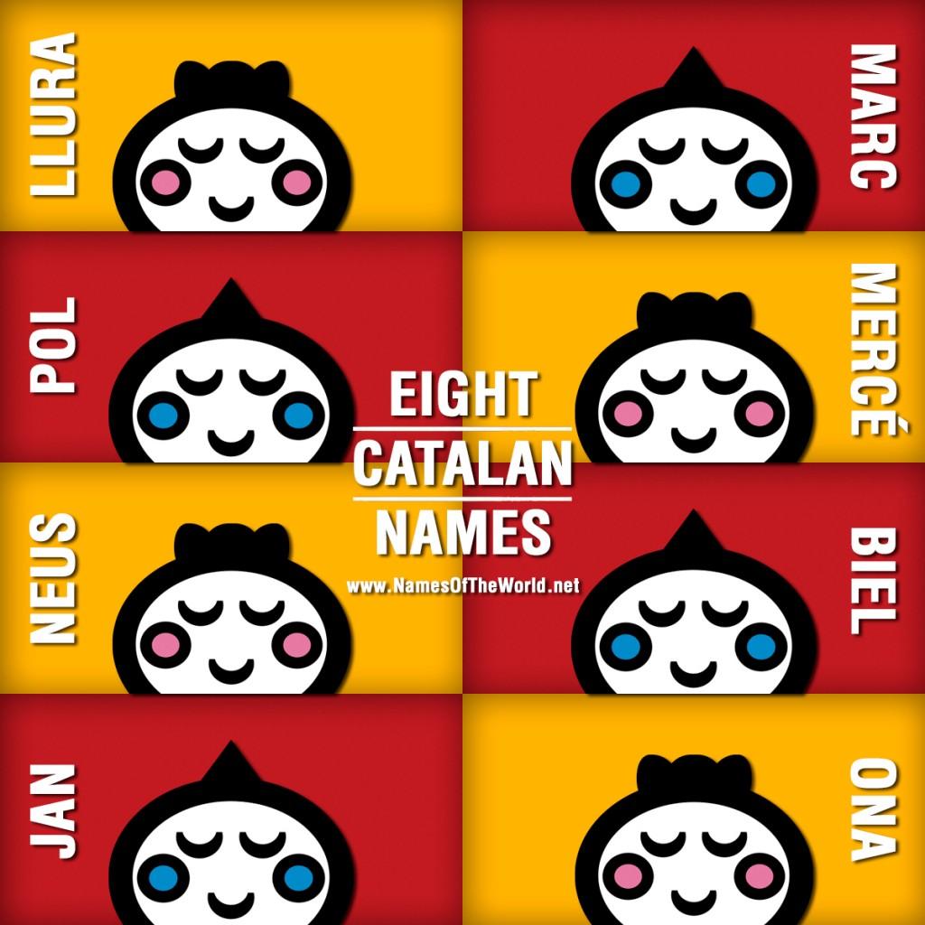 EIGHT-CATALAN-NAMES